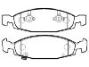 Brake Pad Set:05011969AA