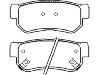 Brake Pad Set:58302-3AA20